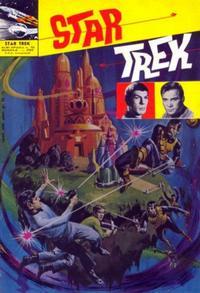 Cover Thumbnail for Star Trek [Albi Spada] (Edizioni Fratelli Spada, 1972 series) #15