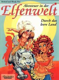 Cover Thumbnail for Abenteuer in der Elfenwelt (Carlsen Comics [DE], 1997 series) #1