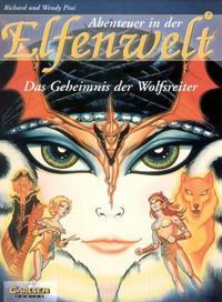 Cover Thumbnail for Abenteuer in der Elfenwelt (Carlsen Comics [DE], 1997 series) #7