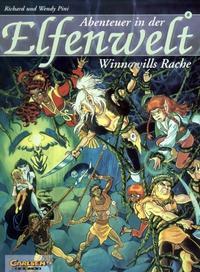 Cover Thumbnail for Abenteuer in der Elfenwelt (Carlsen Comics [DE], 1997 series) #8