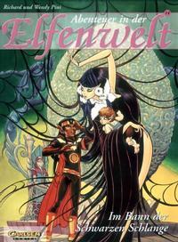 Cover Thumbnail for Abenteuer in der Elfenwelt (Carlsen Comics [DE], 1997 series) #14