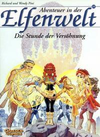 Cover Thumbnail for Abenteuer in der Elfenwelt (Carlsen Comics [DE], 1997 series) #15