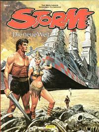 Cover Thumbnail for Storm (Egmont Ehapa, 1989 series) #2 - Die neue Welt