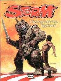 Cover Thumbnail for Storm (Egmont Ehapa, 1989 series) #7 - Die Legende von Yggdrasil