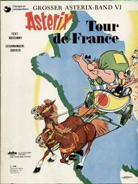 Cover Thumbnail for Asterix (Egmont Ehapa, 1968 series) #6 - Tour de France
