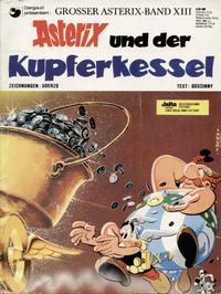 Cover Thumbnail for Asterix (Egmont Ehapa, 1968 series) #13 - Asterix und der Kupferkesel