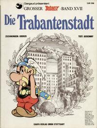 Cover Thumbnail for Asterix (Egmont Ehapa, 1968 series) #17 - Die Trabantenstadt