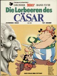 Cover Thumbnail for Asterix (Egmont Ehapa, 1968 series) #18 - Die Lorbeeren des Cäsar
