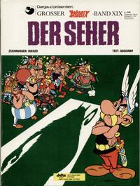 Cover Thumbnail for Asterix (Egmont Ehapa, 1968 series) #19 - Der Seher
