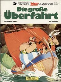 Cover Thumbnail for Asterix (Egmont Ehapa, 1968 series) #22 - Die große Überfahrt
