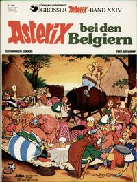 Cover Thumbnail for Asterix (Egmont Ehapa, 1968 series) #24 - Asterix bei den Belgiern