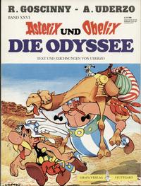 Cover Thumbnail for Asterix (Egmont Ehapa, 1968 series) #26 - Die Odyssee