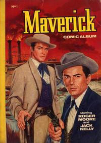 Cover Thumbnail for Maverick Comic Album (World Distributors, 1961 series) #1