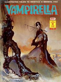 Cover Thumbnail for Vampirella (K. G. Murray, 1974 series) #7