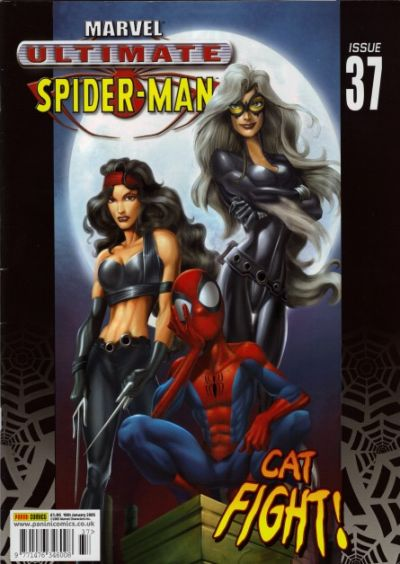 Cover for Ultimate Spider-Man (Panini UK, 2002 series) #37