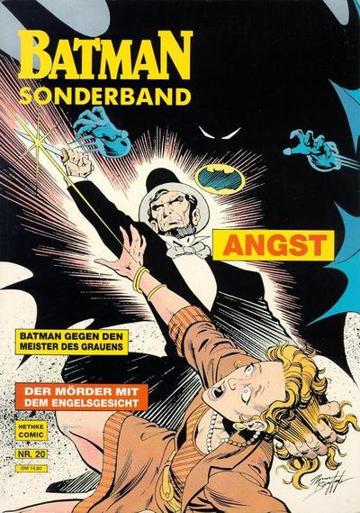Cover for Batman Sonderband (Norbert Hethke Verlag, 1989 series) #20 - Angst
