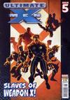Cover for Ultimate X-Men (Panini UK, 2003 series) #5