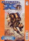 Cover for Ultimate X-Men (Panini UK, 2003 series) #6