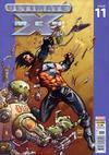 Cover for Ultimate X-Men (Panini UK, 2003 series) #11