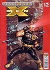 Cover for Ultimate X-Men (Panini UK, 2003 series) #12