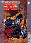 Cover for Ultimate X-Men (Panini UK, 2003 series) #18