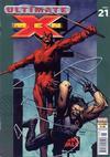 Cover for Ultimate X-Men (Panini UK, 2003 series) #21
