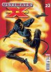 Cover for Ultimate X-Men (Panini UK, 2003 series) #22