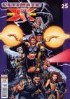 Cover for Ultimate X-Men (Panini UK, 2003 series) #25