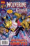 Cover for Wolverine and Gambit (Panini UK, 2000 series) #55