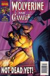 Cover for Wolverine and Gambit (Panini UK, 2000 series) #57