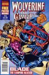 Cover for Wolverine and Gambit (Panini UK, 2000 series) #72