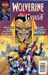 Cover for Wolverine and Gambit (Panini UK, 2000 series) #74