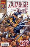 Cover for Wolverine and Gambit (Panini UK, 2000 series) #80