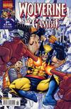 Cover for Wolverine and Gambit (Panini UK, 2000 series) #81