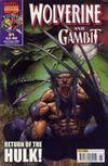 Cover for Wolverine and Gambit (Panini UK, 2000 series) #91