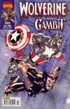 Cover for Wolverine and Gambit (Panini UK, 2000 series) #102