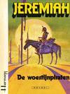 Cover for Jeremiah (Novedi, 1982 series) #2 - De woestijnpiraten