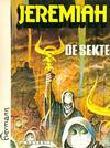 Cover for Jeremiah (Novedi, 1982 series) #5 [6] - De sekte