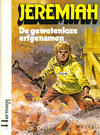 Cover for Jeremiah (Novedi, 1982 series) #3 - De gewetenloze erfgenamen