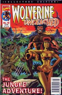 Cover Thumbnail for Wolverine Unleashed (Panini UK, 1996 series) #10