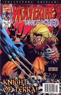 Cover Thumbnail for Wolverine Unleashed (Panini UK, 1996 series) #32