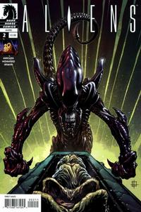 Cover Thumbnail for Aliens (Dark Horse, 2009 series) #2