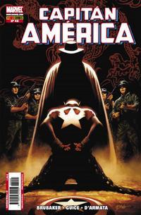 Cover Thumbnail for Capitán América (Panini España, 2005 series) #48