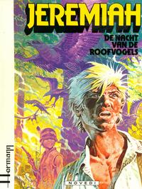 Cover Thumbnail for Jeremiah (Novedi, 1982 series) #1 - De nacht van de roofvogels