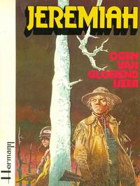 Cover Thumbnail for Jeremiah (Novedi, 1982 series) #4 - Ogen van gloeiend ijzer