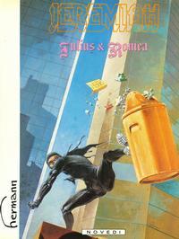 Cover Thumbnail for Jeremiah (Novedi, 1982 series) #12 - Julius & Romea