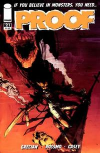 Cover Thumbnail for Proof (Image, 2007 series) #21