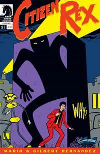 Cover Thumbnail for Citizen Rex (Dark Horse, 2009 series) #1