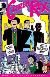 Cover Thumbnail for Citizen Rex (Dark Horse, 2009 series) #2