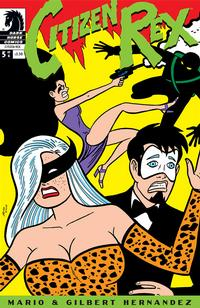 Cover Thumbnail for Citizen Rex (Dark Horse, 2009 series) #5